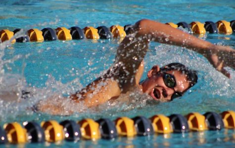 Swim paddles its way to CIF Championships