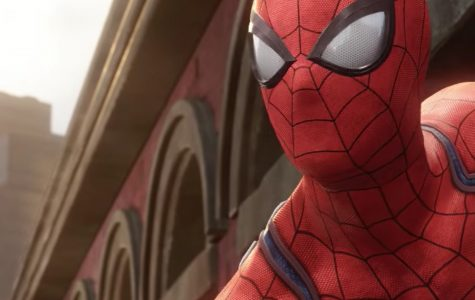 Spider-Man slings into PlayStation 4