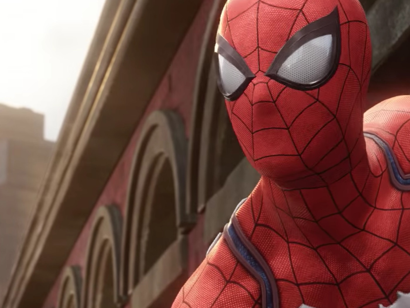 Spider-Man slings into an action-packed adventure exclusive to the PlayStation 4.