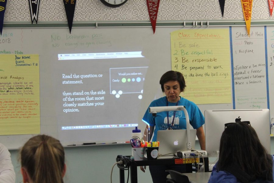 The first house meeting of the year was held on Friday Sep. 21 . Students with their house advisers played FIND GAME NAME HERE.