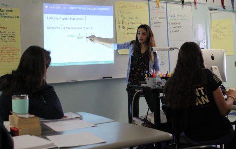 New math classes prompt problems
