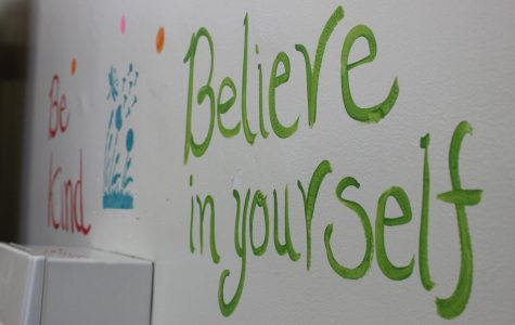 Positivity flows in newly decorated bathrooms