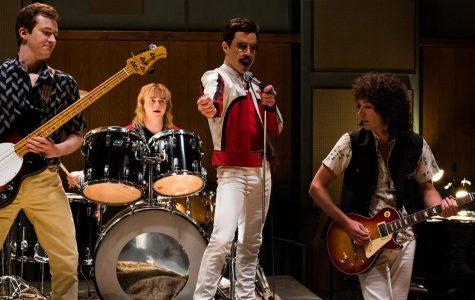Queen reigns again in 'Bohemian Rhapsody'