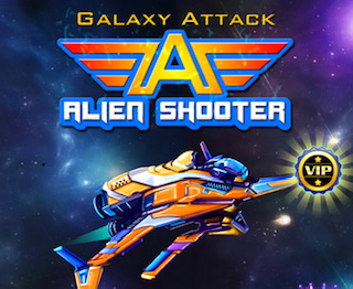 Take on hoards of oncoming spaceships in this mobile shooter, borrowing from many classic games