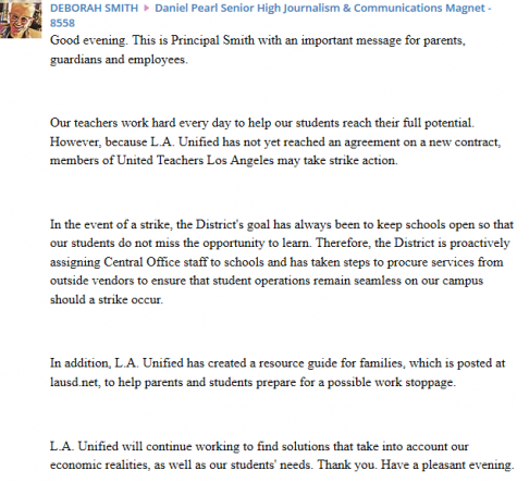 """Strike two against LAUSD due to """"insulting"""" offer – The ..."""