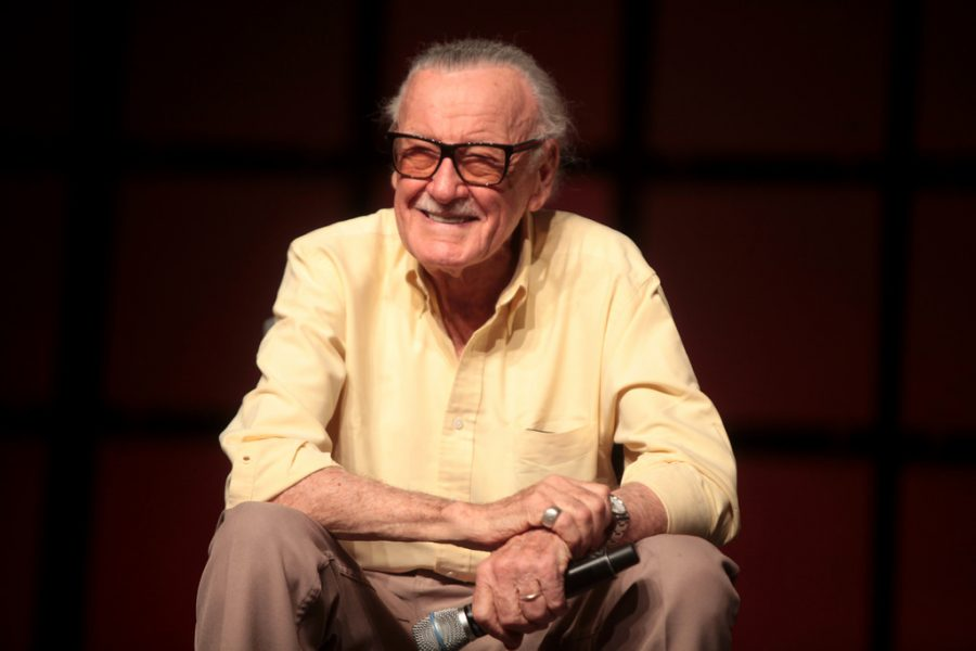 Stan+Lee%2C+editor-in-chief+of+Marvel+comics%2C+died+of+pneumonia+at+Cedars-Sinai+Medical+Center+on+Nov.+12.