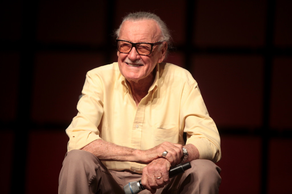 Stan Lee, editor-in-chief of Marvel comics, died of pneumonia at Cedars-Sinai Medical Center on Nov. 12.