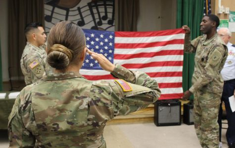 Veterans share military experiences on Veterans Day