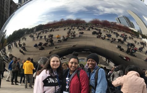 From LA to the windy city, advanced journalism students gain skills at NHSJC
