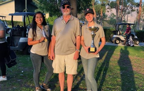 Girl's golf team returns victorious from tournament