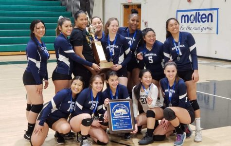 BCCHS's Lady Patroits became city champions on Nov. 3 by beating Granada Hills High School.