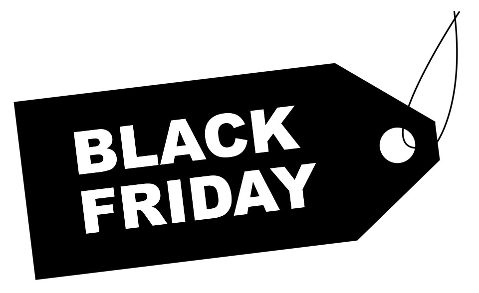 Black Friday deals range from stores such as Walmart, Target and Best Buy.