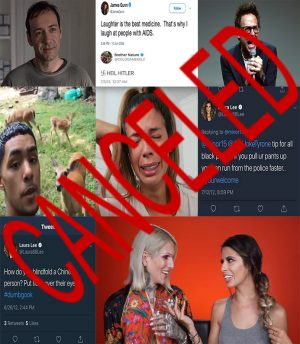 Celebrities like Twitter-famous Brother Nature, Laura Lee, Jeffree Star, Kevin Spacey and James Gunn have been cancelled for exhibiting problematic behavior within the early years of their careers.