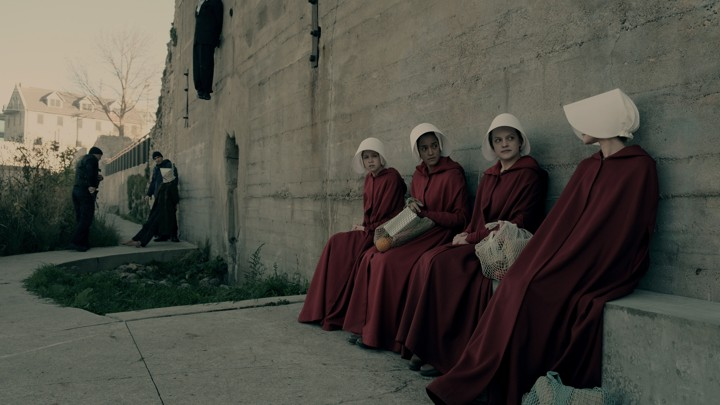 The Handmaid's Tale follows protagonist Offred, one of the many oppressed woman of in Gilead, a patriarchal society in what once was part of the United States.