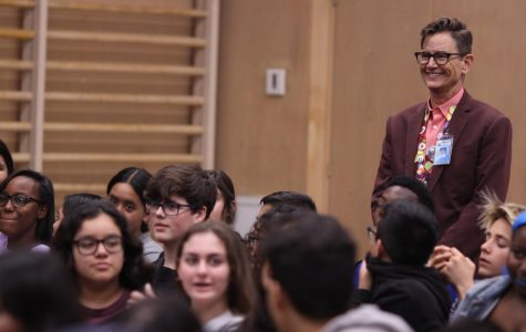 Students review school policies, safety at grade level meetings
