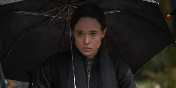 Ellen Page, who previously depicted Juno MacGuff in the 2007 drama film Juno, portrays Vanya Hargreeves in the film adaptation of Gerard Ways Umbrella Academy.