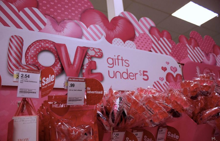 """Valentine's Day: The expensive holiday supposedly about """"love"""""""