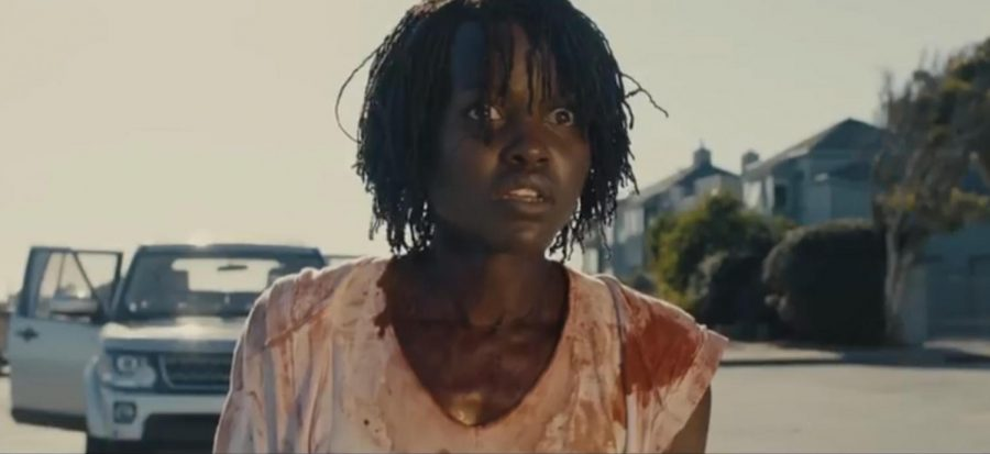 Oscar-winning actress Lupita Nyong'o portrays two vastly different characters in horror film