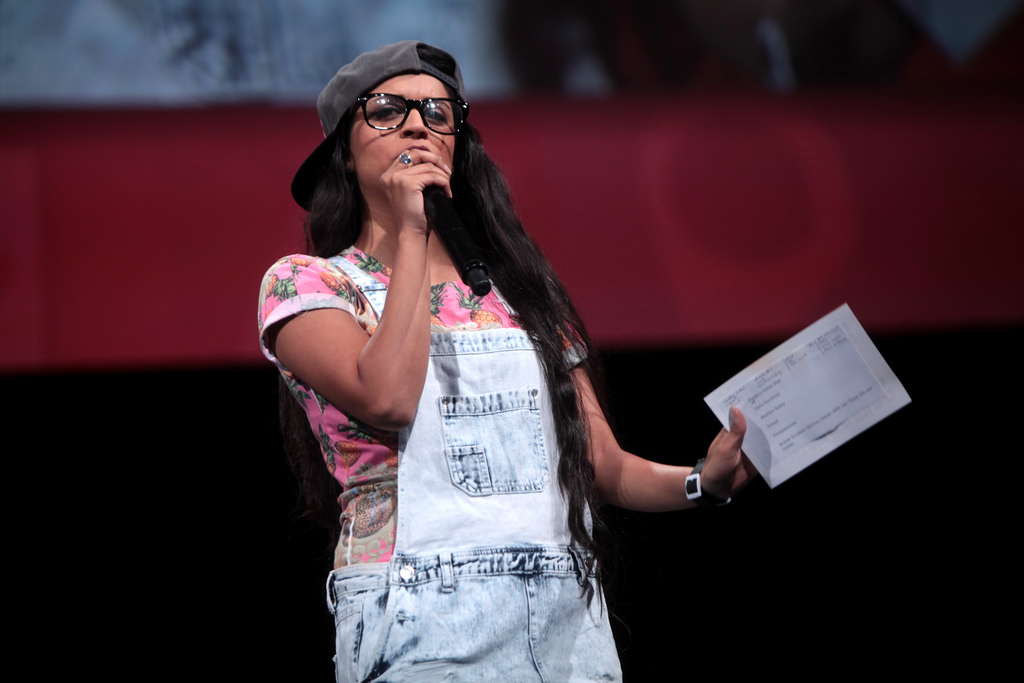 YouTuber Lilly Singh is the first woman in over 30 years to host a late-night talk show.