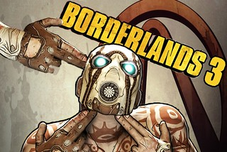 """Borderlands 3"" is a brand new action packed game."