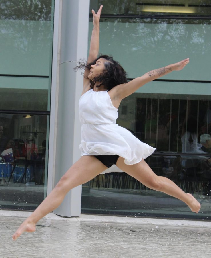 Performances by Cal State University Northridge students were showcased at the Future Currents festival on April 5.