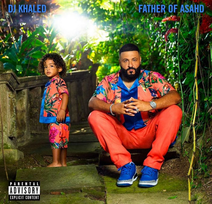 DJ Khaled released his twelfth studio album