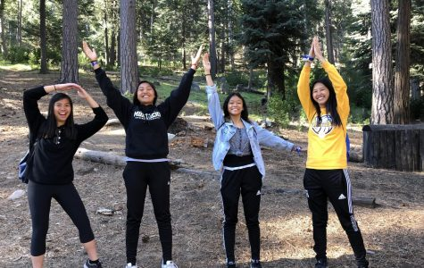 Four juniors gain leadership skills at RYLA