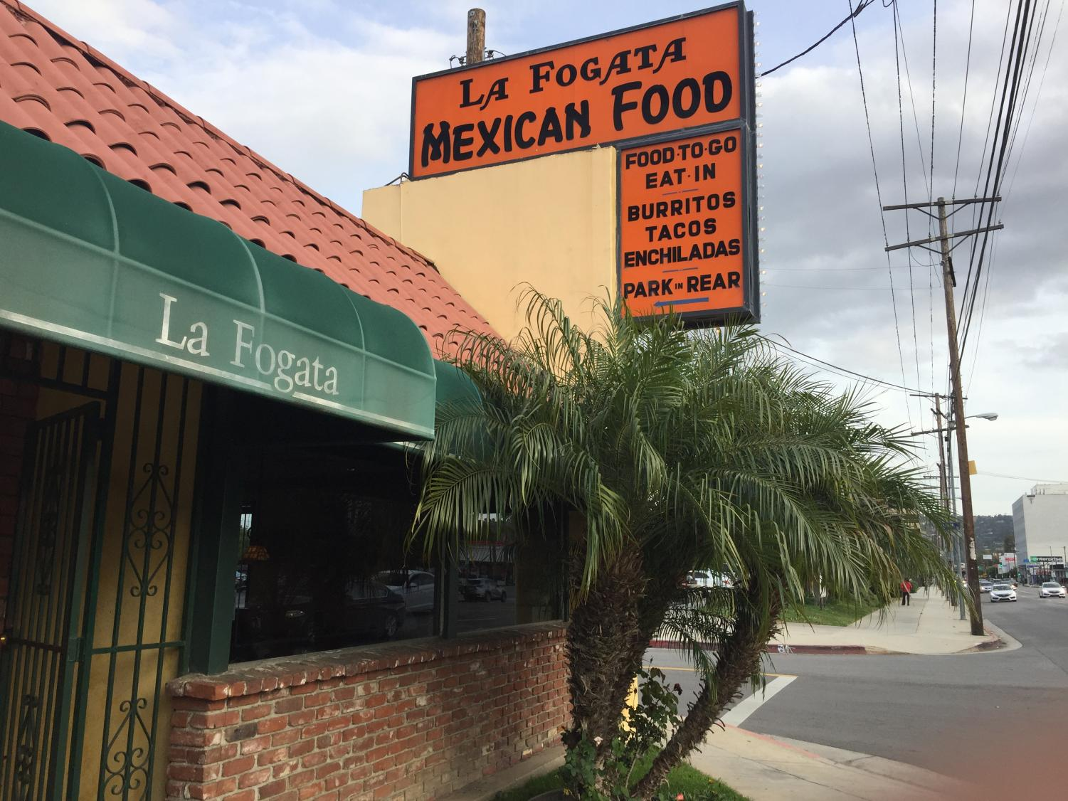 La Fogata is an authentic Mexican restaurant located on 5142 Van Nuys Blvd in Sherman Oaks, CA.