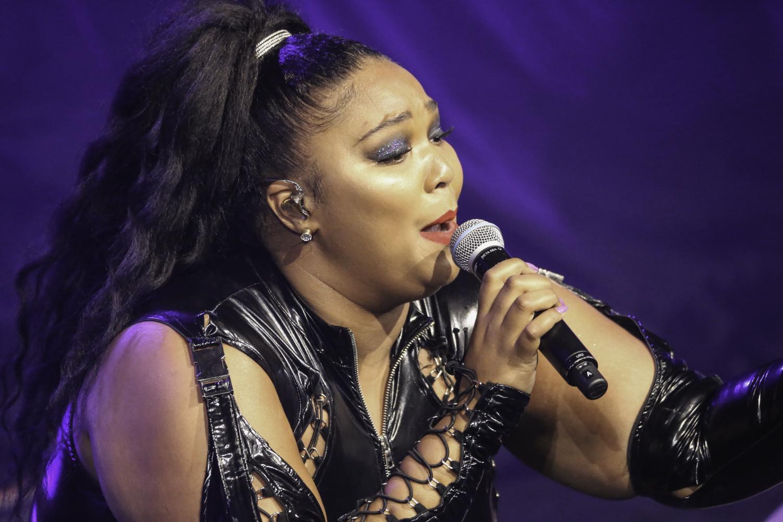 Houston-based pop singer Lizzo sings about self love in