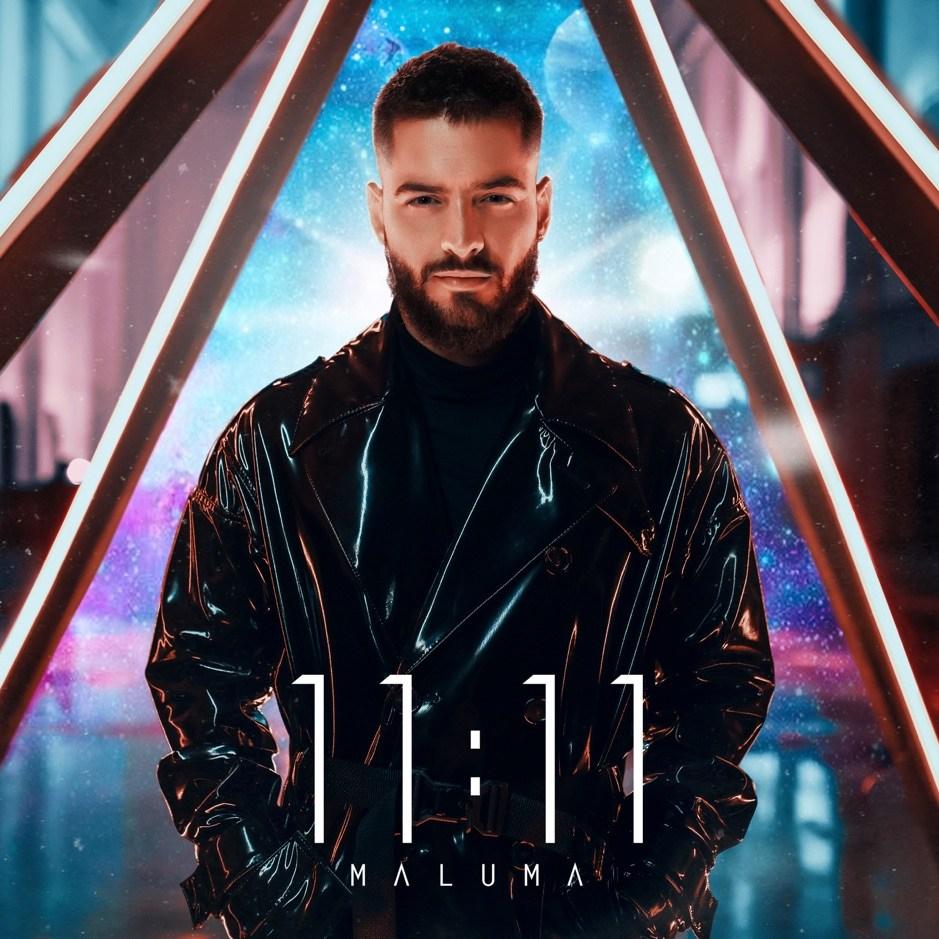 Colombian reggaetón star Maluma released