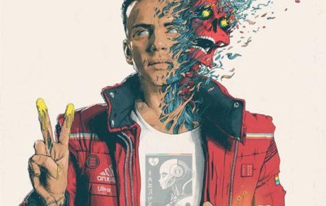 Lack of Logic spoils rapper's new spring album