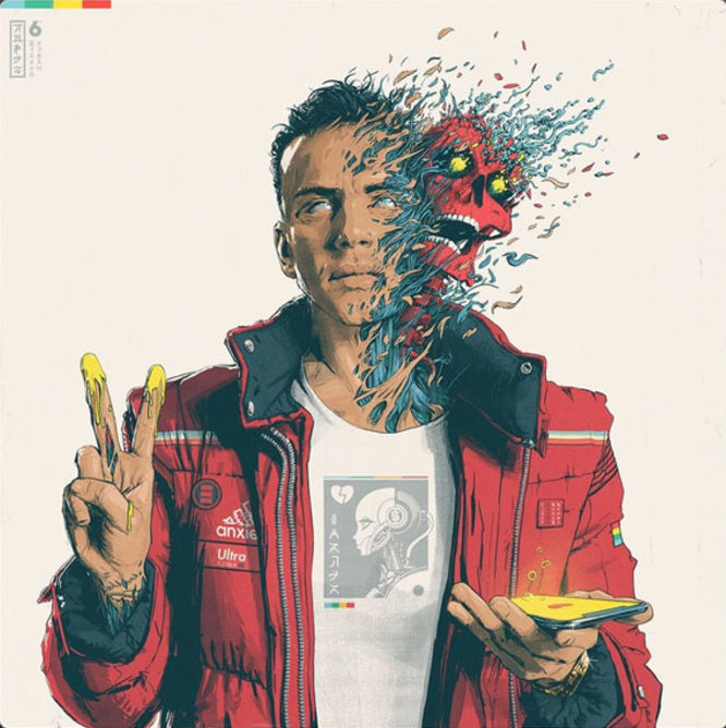 Florida-based rapper Logic released his fifth studio album