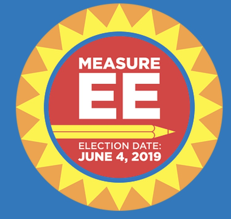 The+special+election+for+Measure+EE+will+be+on+June+4.+