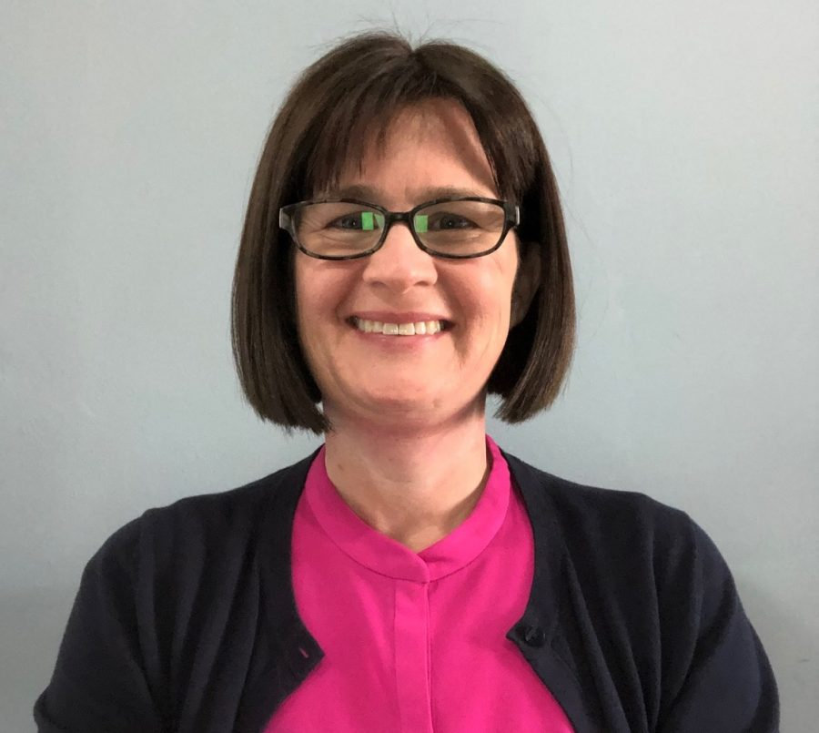 Math teacher Leslie Hicks was recognized as one of Los Angeles Unified School District's 2019 Teachers of the Year on May 30.
