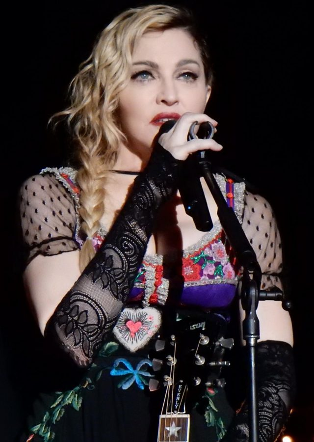 Madonna's latest album is set to come out this summer.