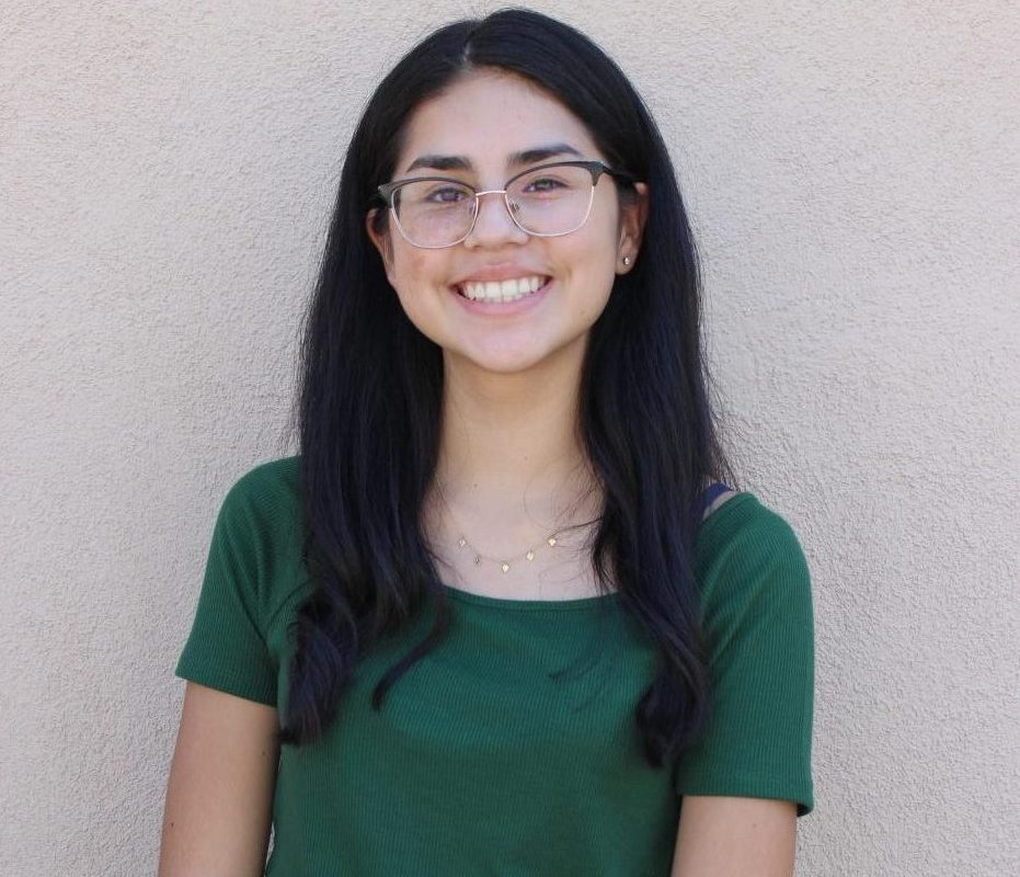 Staff writer Valeria Luquin will be honored for winning NLP's Gwen Ifill Student of the Year award on Sept. 17.