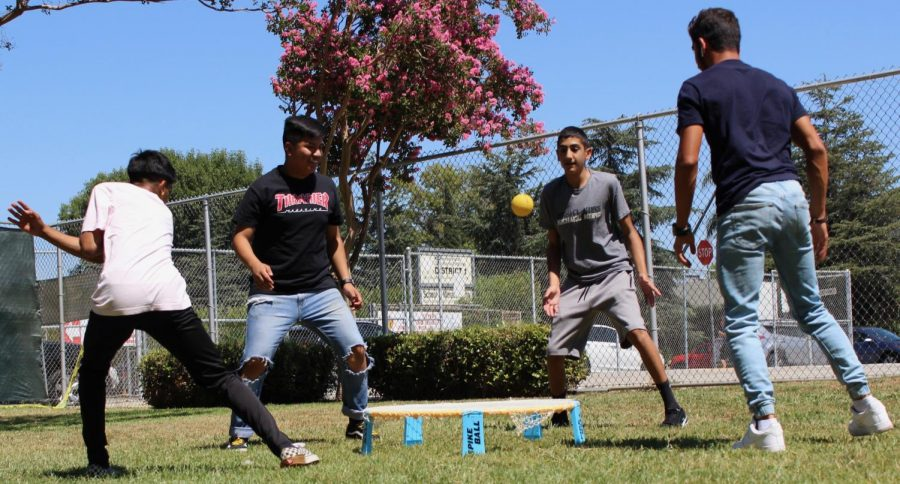 First Fiesta Friday of school year kicks off with new activities