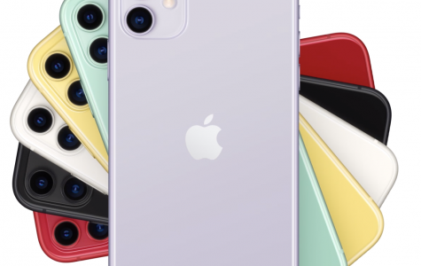 The iPhone 11 is set to come out on Sept. 20. It comes with two cameras and in six different colors.