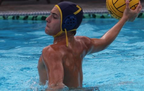 Boys water polo dives into new season