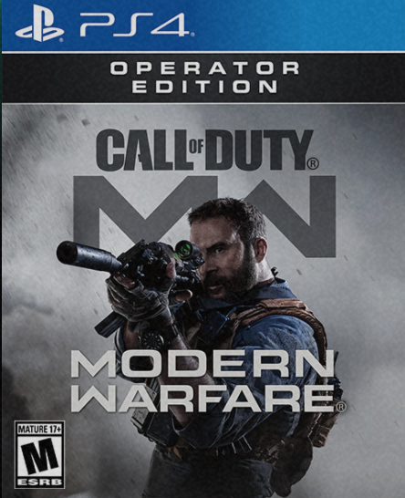 """Call of Duty Modern Warfare"" is almost here"