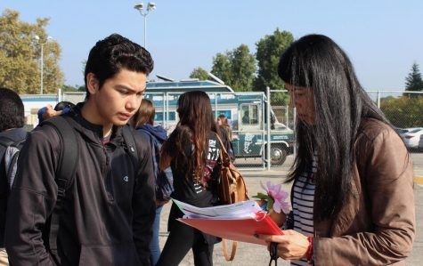 Three middle schools visit DPMHS campus