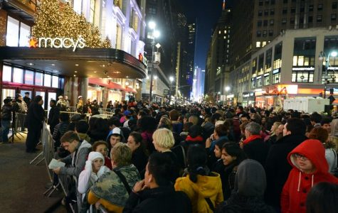 Capitalism ruins holiday spirit with aggressive commercialism during Black Friday