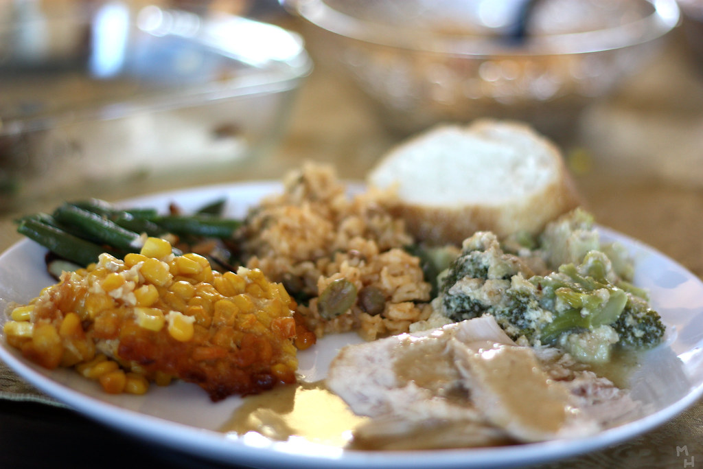 Enjoy your Thanksgiving dinner with these tasty recipes to fill up your plate.