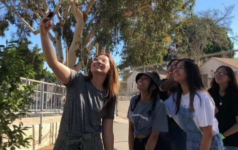 Students beautify campus on Sparkle Saturday