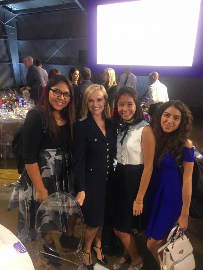Junior Brenda Zaragoza  received a $10,000 scholarship through the Women in Entertainment Mentorship Program.
