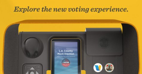 15 California counties will be voting through a new technological system for the March 3 primary elections.