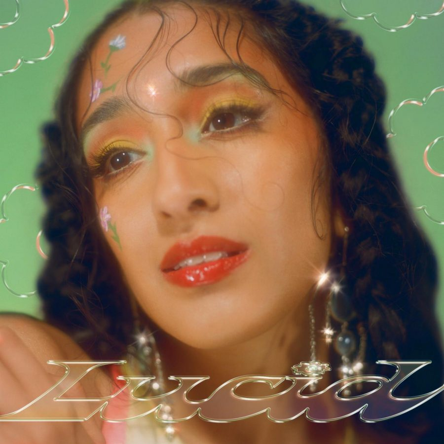 Raveena Aurora's latest EP,