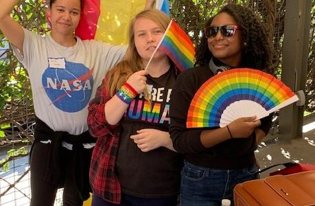 Students learn leadership skills at annual LGBT conference