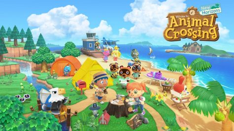 "Nintendo has come out with a new but nostalgic game ""Animal Crossing: New Horizons"" on March 20."