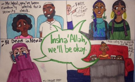 During Ramadan, Muslim students reflect on identity and Islamophobia during a pandemic